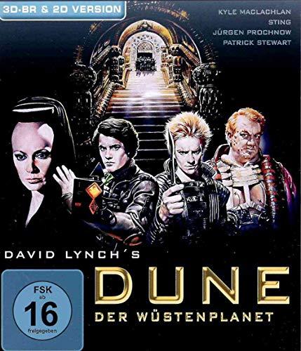 Dune - Der Wüstenplanet (Extended TV Version) [Blu-ray]