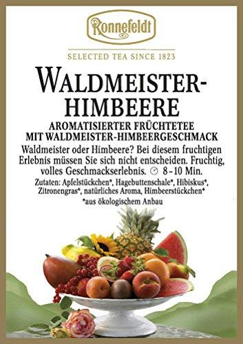 Ronnefeldt - Waldmeister-Himbeere – Organic - Flavoured Fruit Tea - 100g