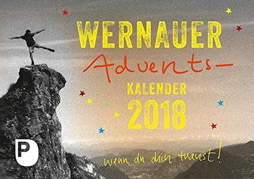 """Wernauer Adventskalender 2018: """"... wenn du dich traust!"""""""