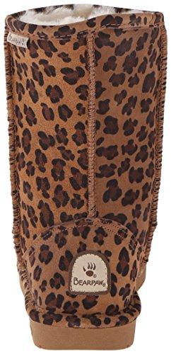 Bearpaw Damen Emma Short Leopardo