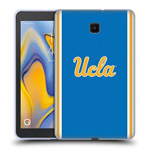 Head Case Designs Offizielle University of California UCLA Fußball Jersey Soft Gel Huelle kompatibel mit Galaxy Tab A 8.0 (2018) Ucla Jersey