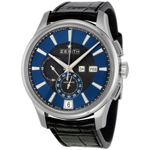 Reloj cronógrafo de Capitán para hombre Zenith Winsor 032070405422C708