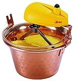 Ardes AR2460 Paiolo Elettrico in Rame Per Polenta e Marmellata Porzioni Per 4/7 persone, Ø 26 cm