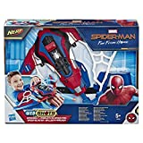 Marvel Spider-Man Far From Home - Arbalète de Spider-Man Technologie Nerf - Jouet Spider-Man...