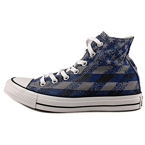 Converse Chuck Taylor All Star Print Hi Toile Baskets Midnight Houston