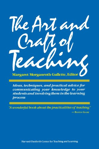 the-art-and-craft-of-teaching