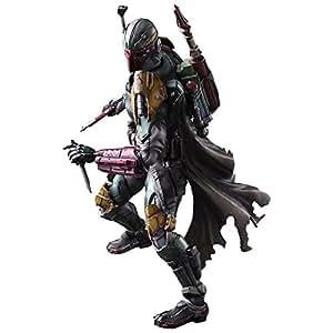 Square Enix STAR WARS VARIANT PLAY ARTS Kai Boba Fett PVC action figure