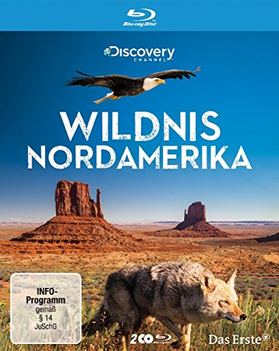 Wildnis Nordamerika [Blu-ray] - Wildnis Blau