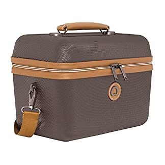 DELSEY PARIS CHATELET AIR Bolsa de aseo, 32 cm, 15 liters, Marrón (Chocolat)