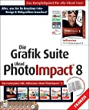 Die Grafik Suite Ulead PhotoImpact 8