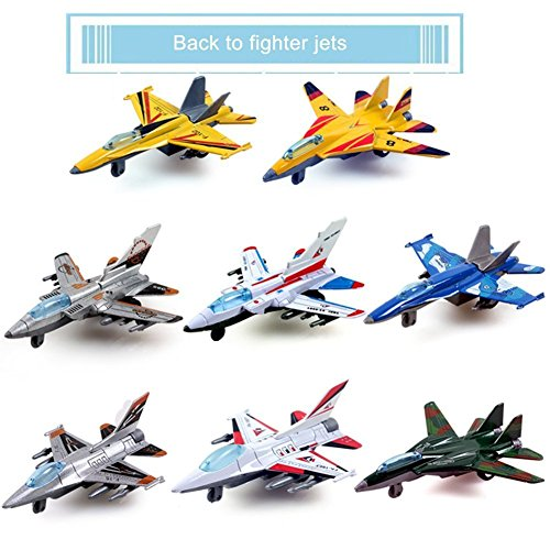 Chinatera Alloy Model Aircraft Toy Gift