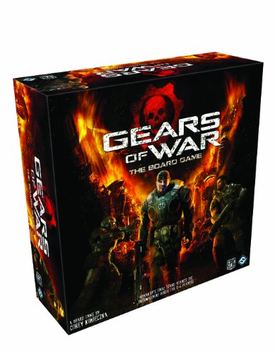 Edge Entertainment - Gears of War, juego de mesa (EDGGE01)