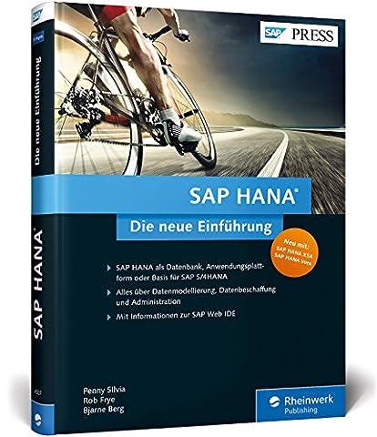 SAP HANA – Die neue Einführung: In-Memory-Technologie, Werkzeuge, Datenbeschaffung und