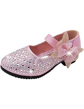 SITAILE Sandalias de Vestir Para Niña Verano Zapatos de Princesa Elegante Zapatillas Calzado Chicas Para Fiesta...