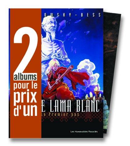 2 albums pour le prix d'1 : Le Lama blanc, tome 1 + Juan Solo, tome 1 en cadeau par Jodorowsky, Bess