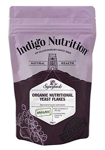 Indigo Herbs Flocons de Levure Bio 100g