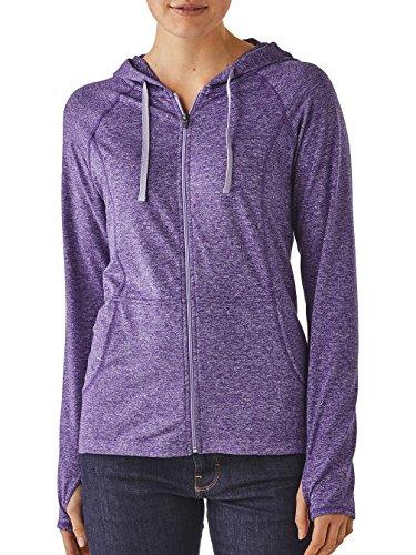 Patagonia Sweater Ws Seabrook Hoody purple