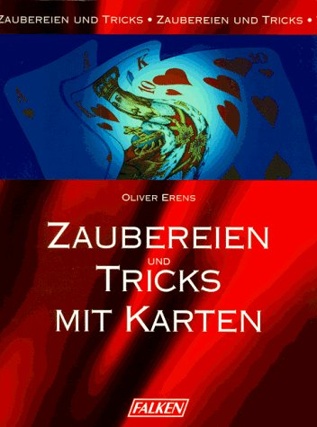 Zaubereien und Tricks mit Karten