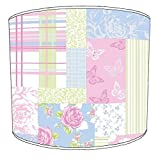 Premier Lampshades paralume da soffitto bambini Patchwork 2, 10 pollici