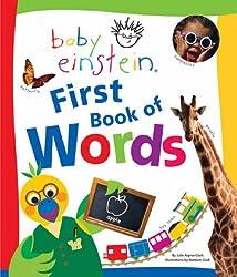 First Book of Words (Baby Einstein)