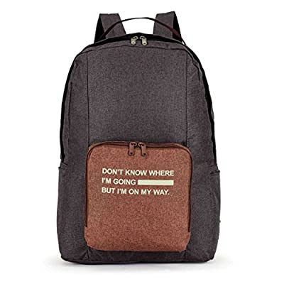 ECOdept Travel Backpack - Small 20L - Folds in Its Own Pocket for Easy Travel - Durable Daypack Holds Up to Frequent Use - Best for Travelling, Hiking, Sports and Outdoors for Adventurers! - hiking-backpacks