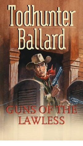 book cover of Guns of the Lawless