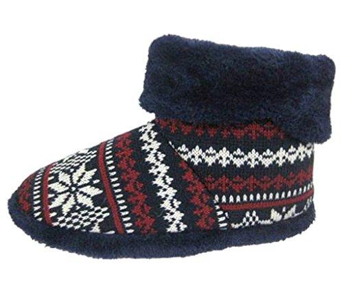 Unlop Boot - Zapatillas estar casa Tela hombre, color