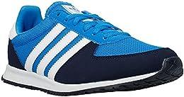 adidas Neo Adistar Racer J Chaussures Sneakers Mode Homme Enfant Garcon Junior Bleu T:37