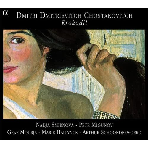 Chostakovitch: Krokodil