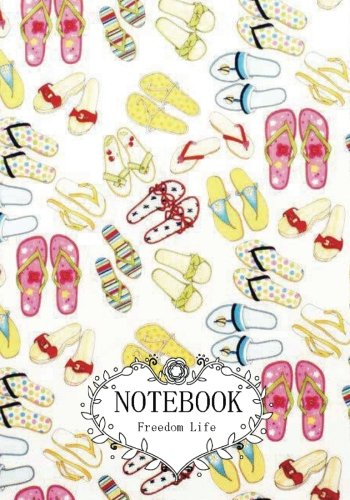 Notebook : woman shoes pattern: Pocket Notebook Journal Diary, 120 pages, 7