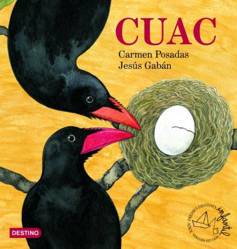 Cuac (Premio Apel·les Mestres) por Carmen Posadas