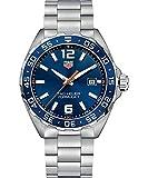 TAG Heuer Formula 1 Herren-Armbanduhr 43mm Quarz Analog WAZ1010.BA0842