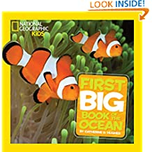 Little Kids First Big Book of the Ocean (First Big Book) (National Geographic Little Kids First Big Books)