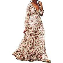 Vestidos largos de manga larga baratos