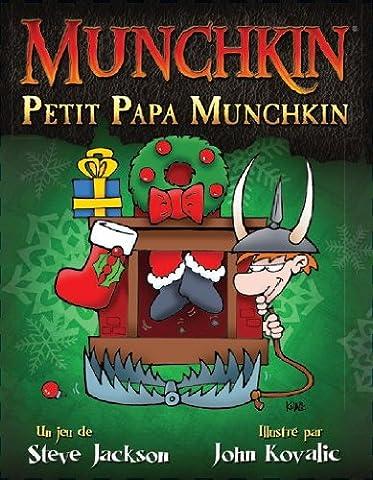 Munchkin Extension - Munchkin Noël : Petit Papa Munchkin (Version