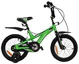Kinderfahrrad-Kawasaki-Dirt-Fahrrad-Kinder-Rad-16-Zoll