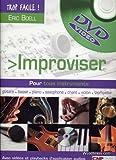 Trop facile - Improviser pour tous instruments (Livre & DVD)