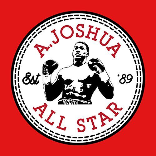 Anthony Joshua All Star Converse Logo Men's Vest Red