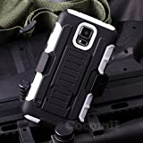Galaxy S5 Mini Hülle, Cocomii Robot Armor NEW [Heavy Duty]