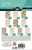 Maildor AE064O Packung Stickers Initial (20 Bögen, 10,5 x 16 cm, 1,348 Stickers, große Sortiment ideal für Kita oder Schulen) bunt