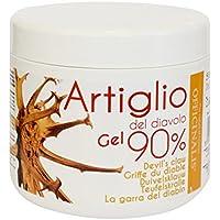 ARTIGLIO DEL DIAVOLO GEL 90 % 500ml contro traumi distorsioni antinfiammatorio cavalli (500ml)
