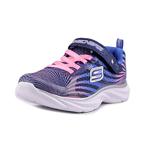 Skechers Mädchen Pepsters Colorbeam Sneaker Nvy/Pnk