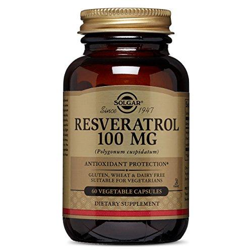 Solgar Resveratrol 60 Vegetable Capsules