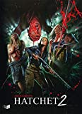 Hatchet II - 2-Disc Uncut Limited Collector's Edition im MediaBook, Cover A  (+ DVD) [Blu-ray]