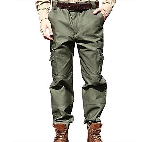 Seibertron tactique M65 EDR Pantalons Etanche / Hydrofuge militaires Pantalons utilitaires Armee d