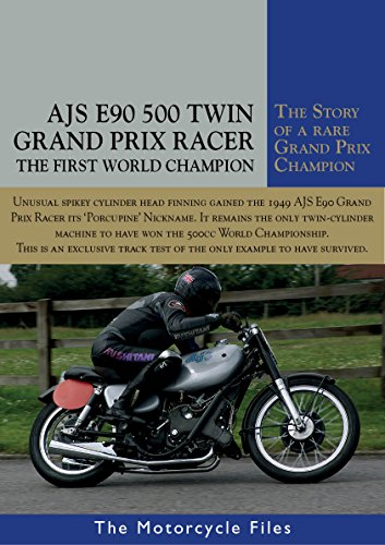 AND PRIX 500: THE FIRST WORLD CHAMPION IN 1949 (The Motorcycle Files Book 25) (English Edition) (Champion-motor)