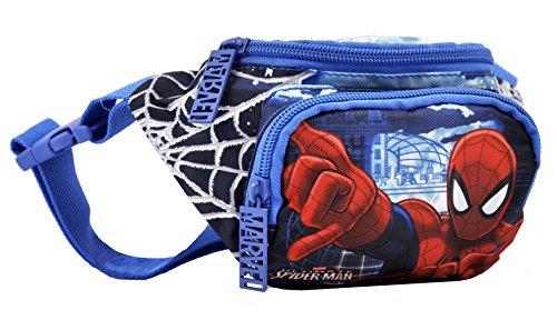 Spider Man M92798 - Marsupio , Multicolore