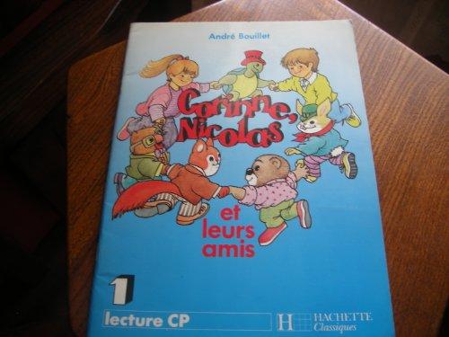CORINNE NICOLAS ET LEURS AMIS CP LIVRET 1. Edition 1987