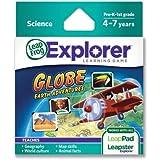 LeapFrog Explorer Game: Globe Earth Adventures (for LeapPad and Leapster)