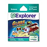Best LeapFrog Tablet For Works - LeapFrog Explorer Learning Game Globe Earth Adventures, Multi Review